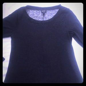 NWOT long sleeve shift dress